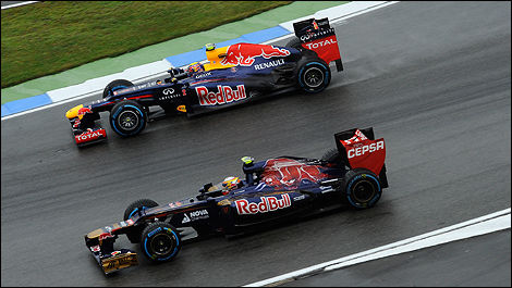 German F1 GP 2012