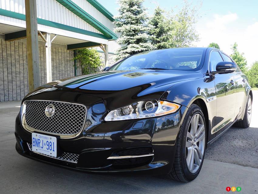 2012 Jaguar XJL Portfolio   Car News   Auto123