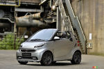 Smart and BRABUS: Special 10th Anniversary Edition