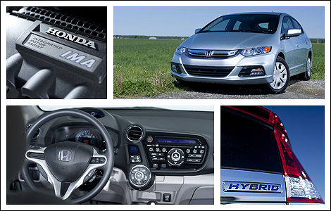 Honda Insight LX 2012 : essai routier