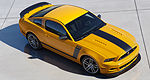 A Mustang Boss 302 Laguna Seca for Auction
