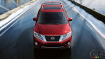 Nissan Pathfinder: first official images