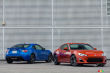 2013 Subaru BRZ Sport-tech Package, 2013 Scion FR-S