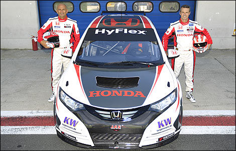 WTCC Honda Civic