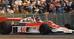 Gilles Villeneuve: His first Grand Prix with McLaren at Silverstone (+video)