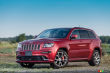 Jeep Grand Cherokee SRT8 2012�: essai routier