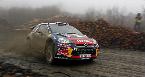 WRC Red Bull Citroen Racing