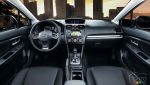 Minor updates for the 2013 Subaru Impreza