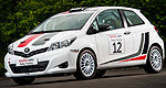 Rallye: TMG lance la Yaris R1A, voiture d'introduction au rallye