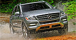 Mercedes-Benz recalls certain M-Class vehicles