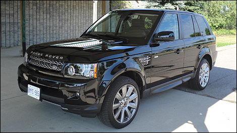 range rover sport supercharged 2012 essais routiers. Black Bedroom Furniture Sets. Home Design Ideas