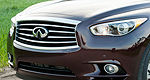 Beware of incorrect fuel level reading in your 2013 Infiniti JX35