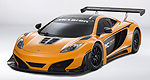 McLaren présente la 12C CAN-AM Racing Concept
