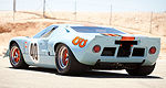 Record-Breaking Amount Paid for GT40 Gulf/Mirage