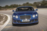 Continental GT Speed 2013 : la Bentley la plus rapide de l'histoire