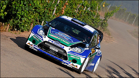 WRC Petter Solberg, Ford