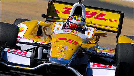 Ryan Hunter-Reay, IndyCar, Sonoma