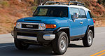 Toyota FJ Cruiser 2013: ready for delivery