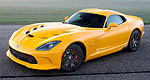 2013 SRT Viper : pricing details released
