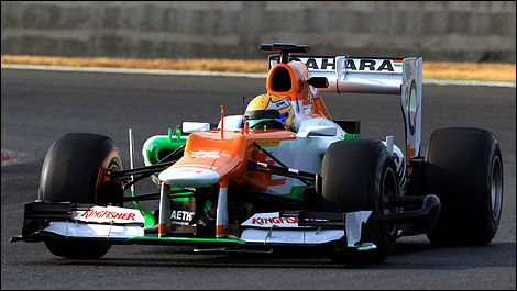 Luiz Razia, Sahara Force India