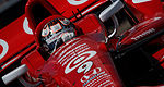 IndyCar: An eventful test at Fontana