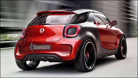 Smart Forstars Ready To Shine In City Of Light Car News Auto123