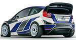 Rallye: M-Sport confirme la production de la Ford Fiesta R5