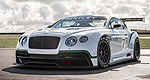 Endurance: Bentley lance la Continental GT3 (+photos)