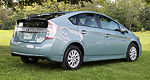 2012 Toyota Prius Plug-in Hybrid now on sale