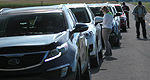 2012 Compact Crossover comparo test