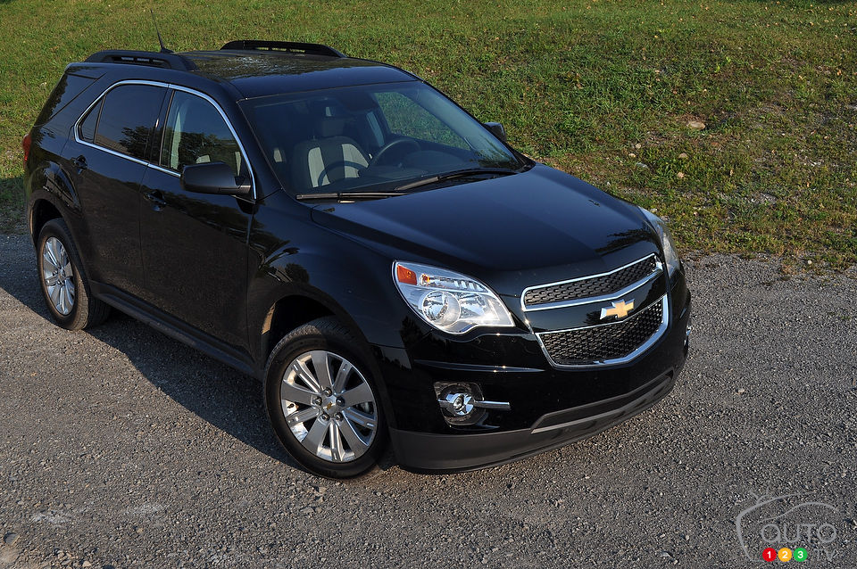 2012 Chevrolet Equinox 1LT | Car Reviews | Auto123