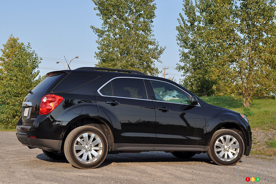 2012 chevrolet equinox 1lt car reviews auto123. Cars Review. Best American Auto & Cars Review