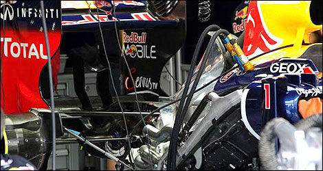 F1 Red Bull Renault