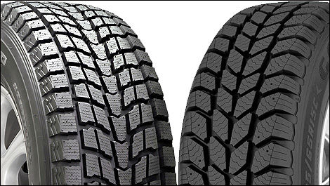 Dunlop Grandtrek SJ6 ou Goodyear Ultra Grip Winter