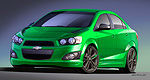 Chevrolet brings contingent to SEMA