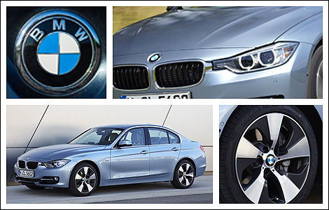 BMW ActiveHybrid 2013