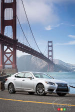 2013 Lexus LS 460 pricing revealed