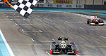 F1 Abu Dhabi: Photo gallery of Kimi Raikkonen's maiden win with Lotus (+photos)