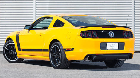 2013 Ford Mustang Boss 302 Review Editors Review Car Reviews