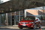 2012 Lexus CT 200h Review