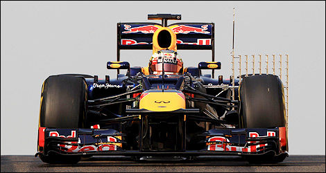F1 Red Bull RB8 Antonio Felix Da Costa