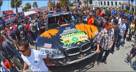 Baja 1000, Armin Schwarz, California, USA