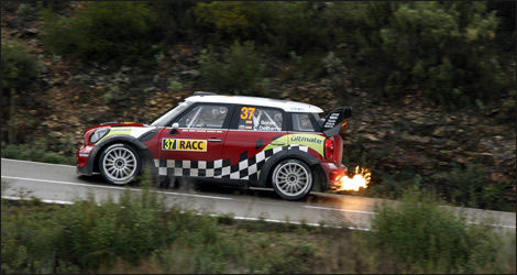 Rally Mini Wrc More Than A Match For Opposition Industry