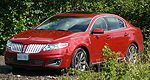 Lincoln MKS : Used