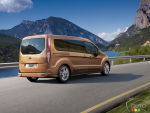 Ford brings Transit Connect Wagon to market