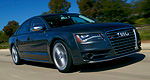 2013 Audi S8 Preview