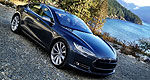 Driving the 2012 Tesla Model S