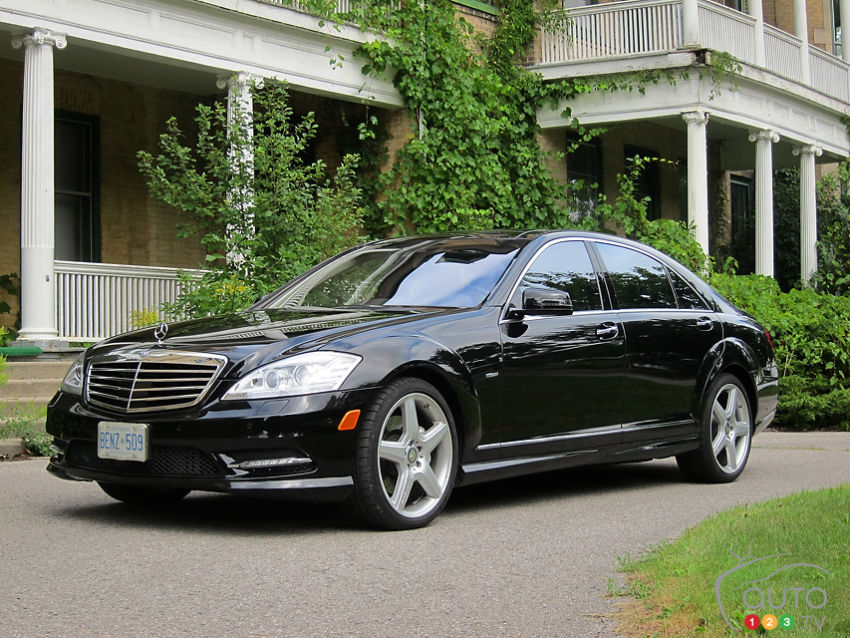 2012 mercedes benz s 350 bluetec 4matic car news auto123