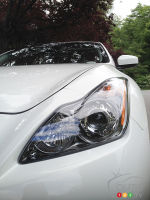 2013 Infiniti G37 Convertible IPL Review