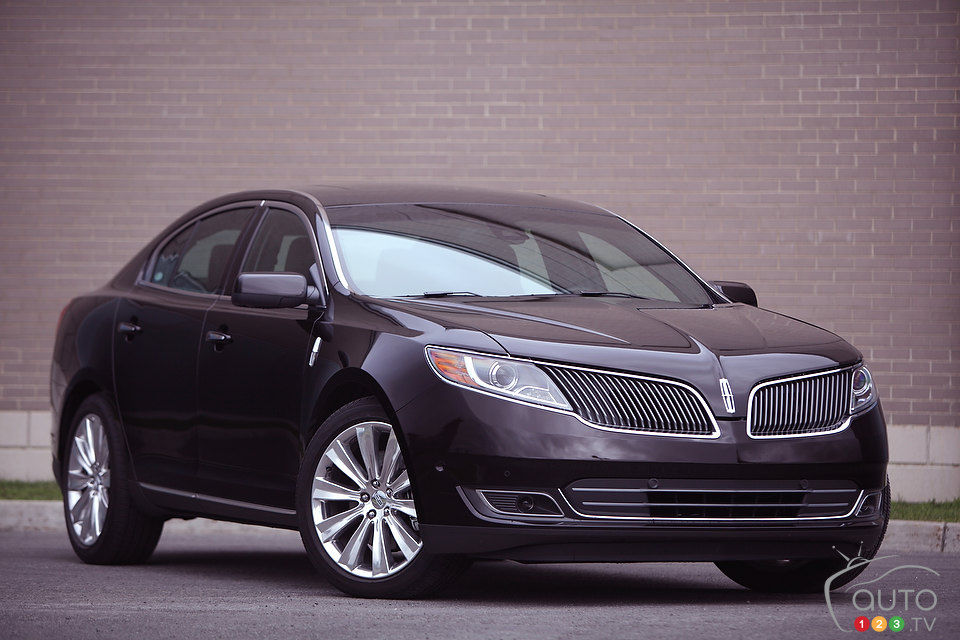 2013 lincoln mks ecoboost awd car reviews auto123. Black Bedroom Furniture Sets. Home Design Ideas